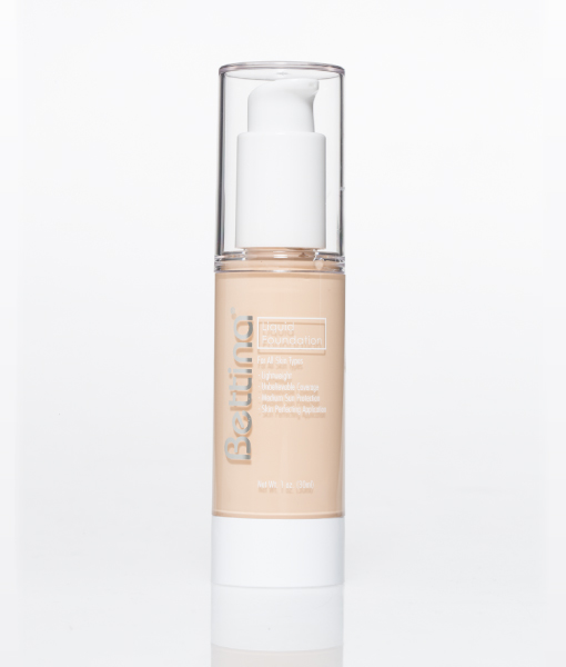 Liquid Foundation - Pale Ivory