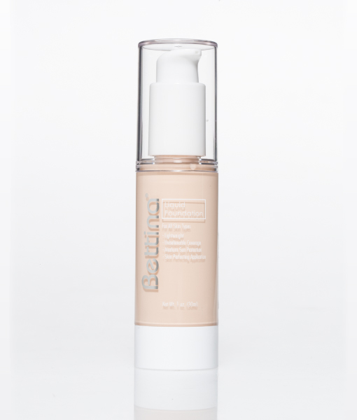Liquid Foundation - Warm Beige