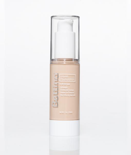 Liquid Foundation - Golden Beige